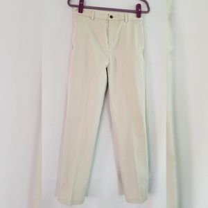 Brooks Brothers Womens 346 Cotton Putty Pants